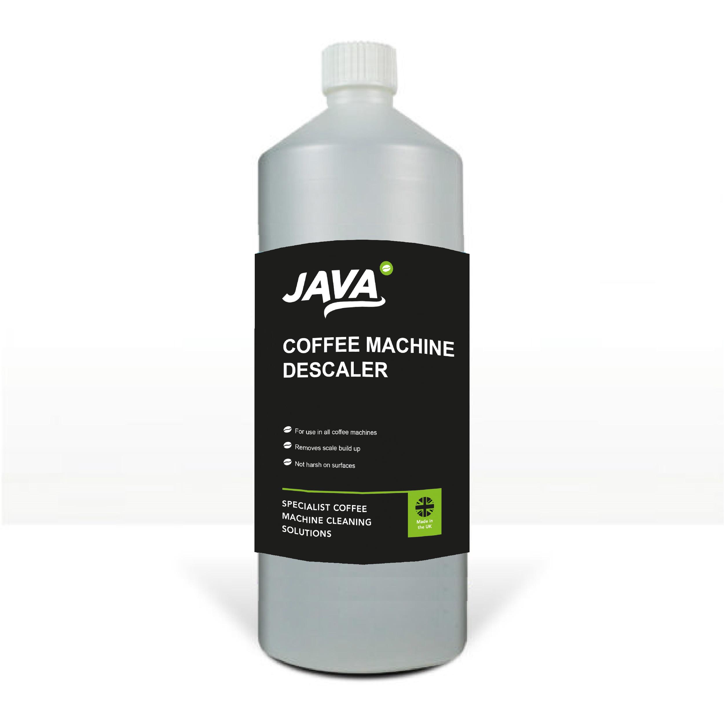 Coffee Machine Descaler 4x1l