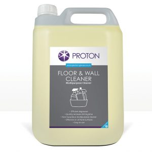 Floor & Wall Cleaner Multipurpose detergent 5L bottle