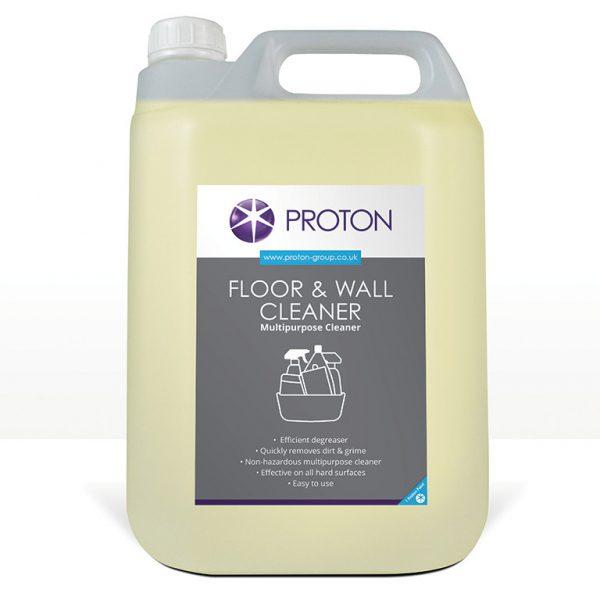 Floor & Wall Cleaner Multipurpose detergent 5L bottle