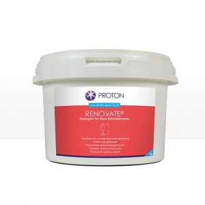 Renovate Glass Restorer 2.5kg tub