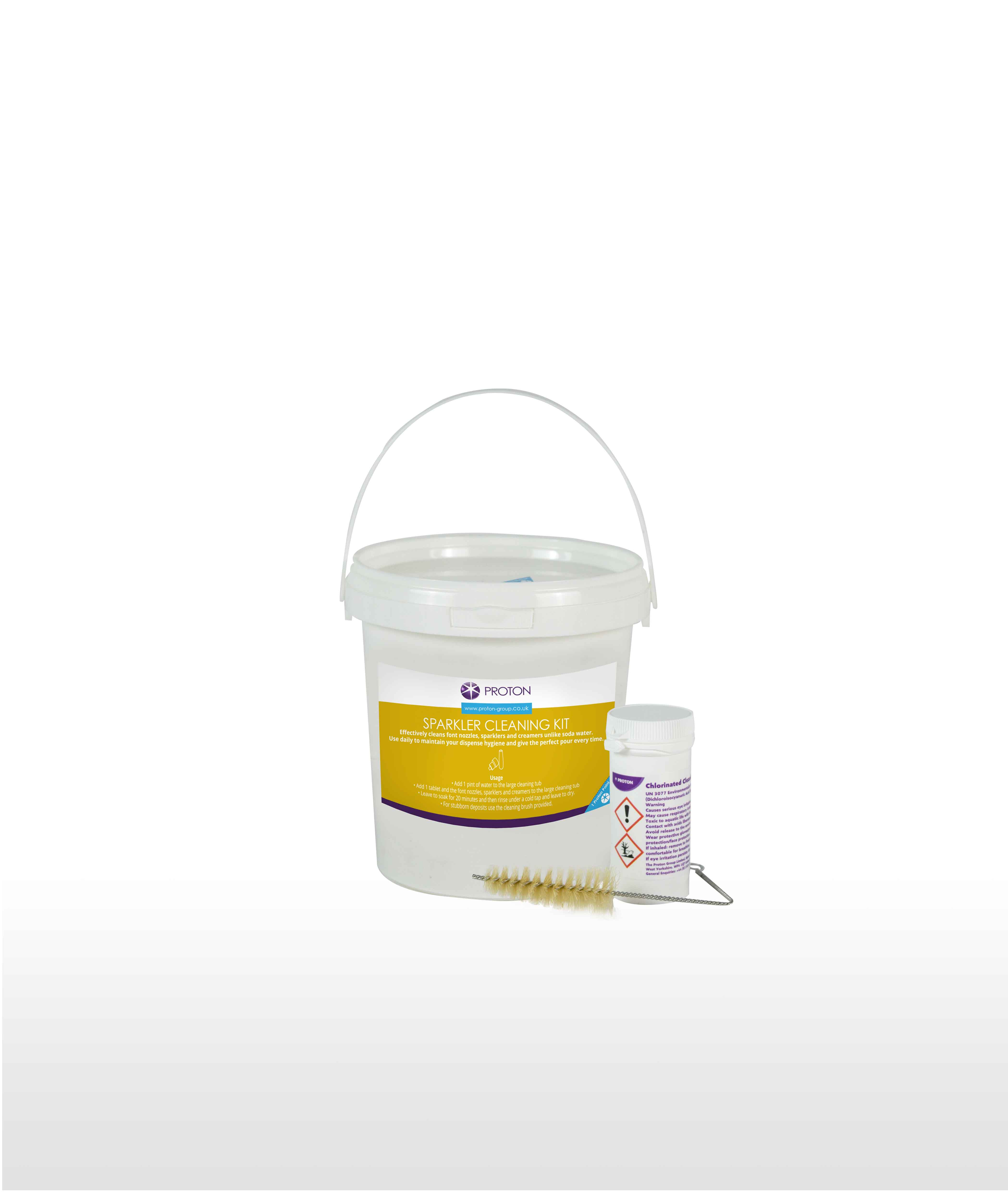 Sparkler Cleaning Kit
